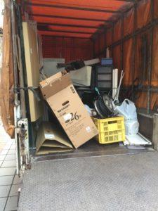 高松市 家具、不用品の回収依頼