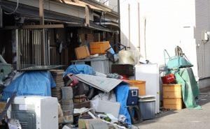 高松市 ご不用品回収致しました。 粗大ごみ 家具 家電