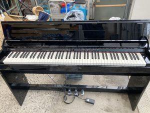 高松市内にて電子ピアノ・マッサージチェアの処分依頼をいただきました。